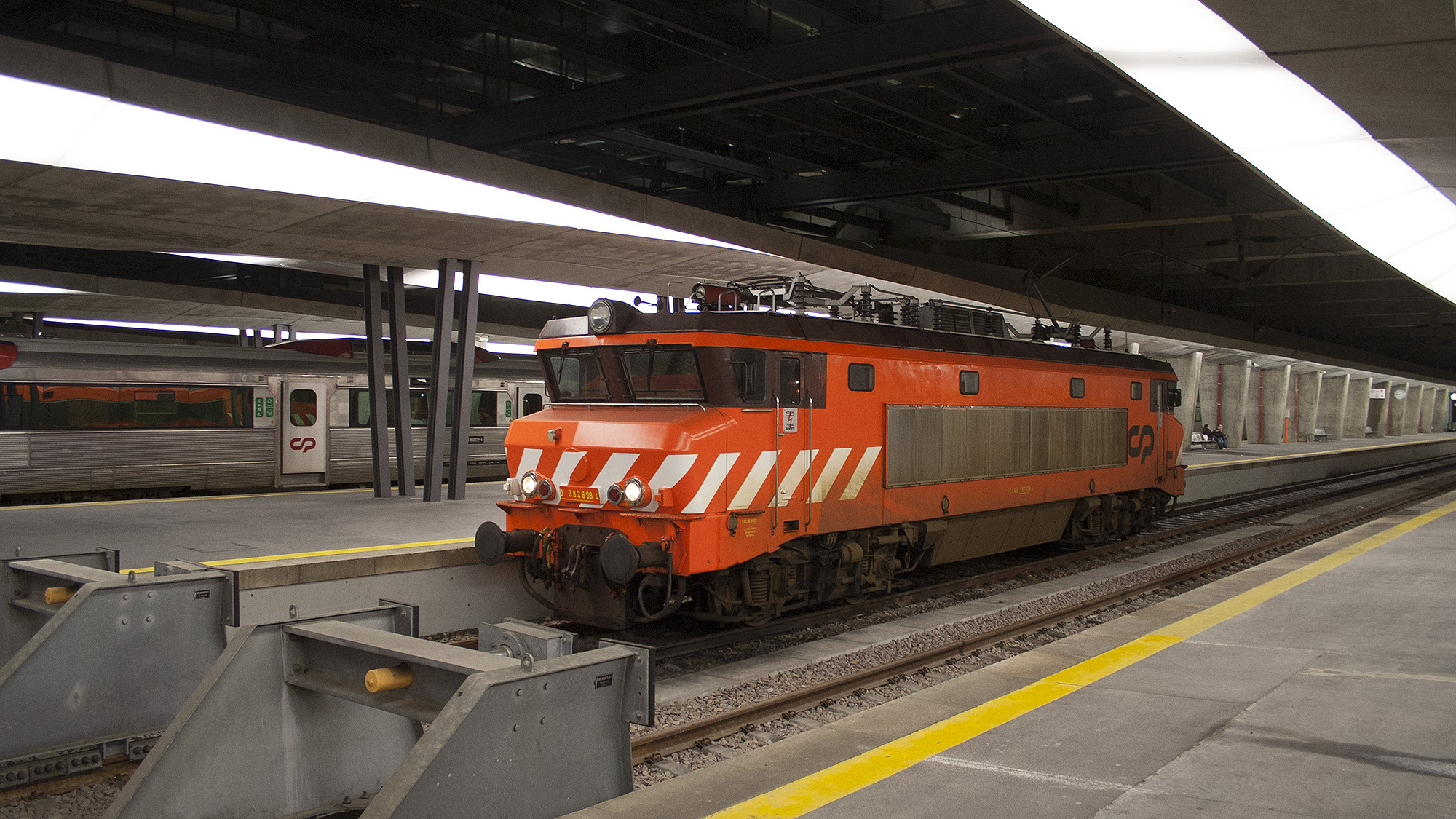 As locomotivas CP 2600