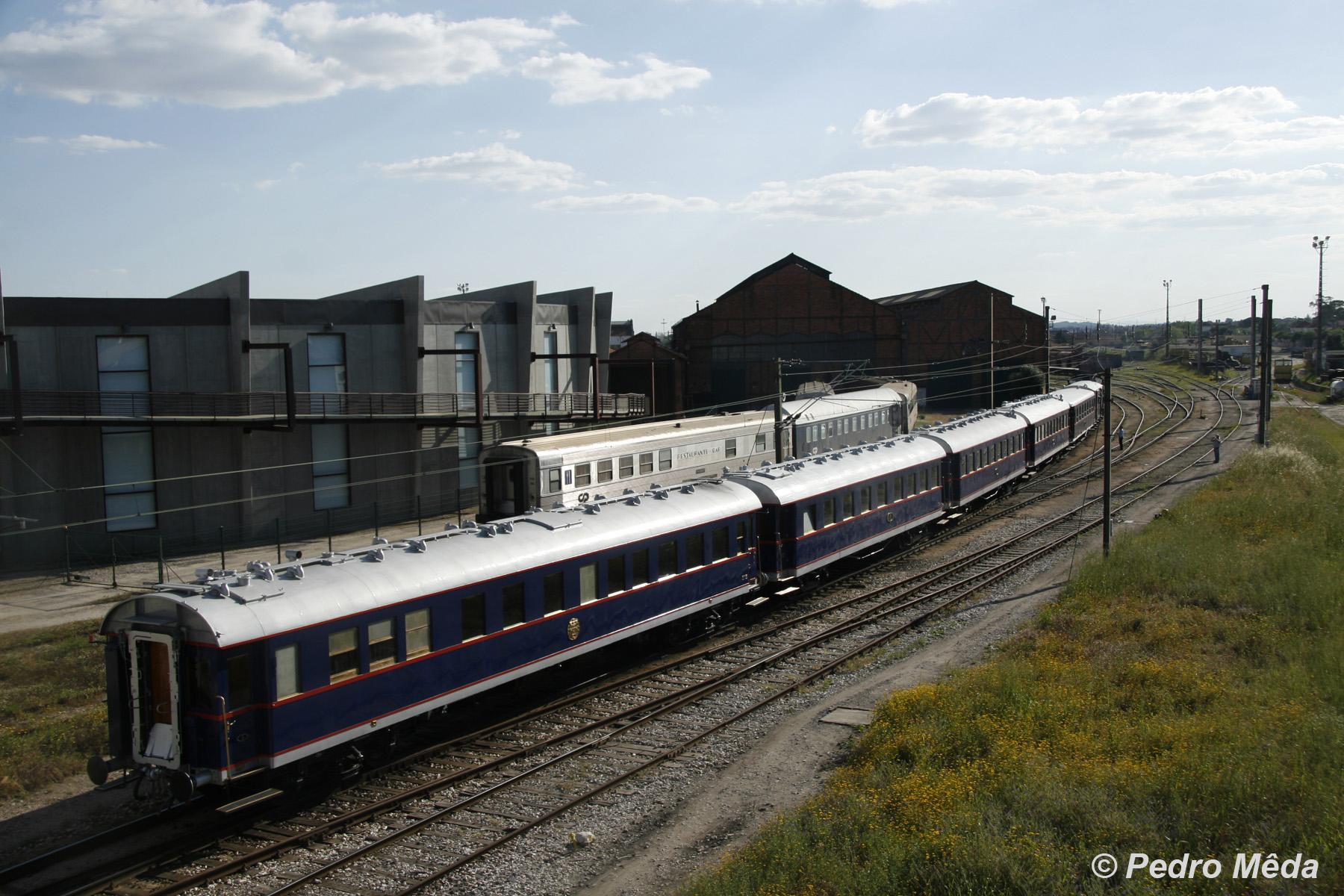 MNF anunciou programa dos 160 anos dos caminhos de ferro em Portugal (atualizado)