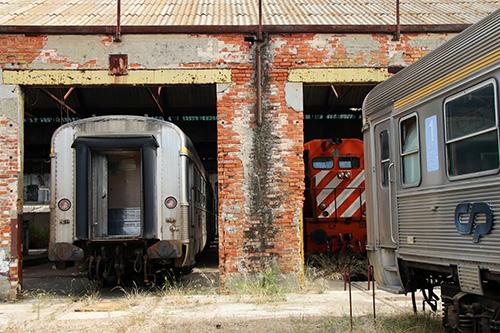 Primeiros avanços para salvaguarda de património ferroviário no Barreiro