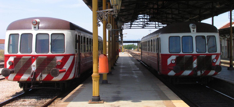 Secção de Preservação Ferroviária e Lazer
