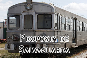Proposta de Salvaguarda de UTE 2000