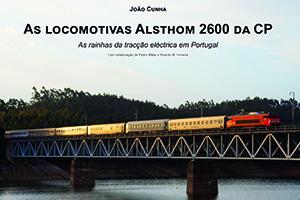 Livro: As Locomotivas 2600
